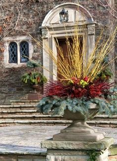 winter containers - Google Search