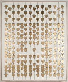 Cartier Heart Strings, goldleaf | Natural Curiosities