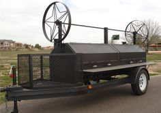 bbq smokers | Old Country BBQ Pits - Portable trailer BBQ smokers and grills