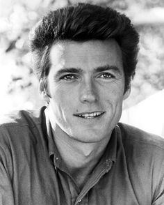 A very young Clint Eastwood, 1962 Clint Eastwood, Eastwood Movies, Hollywood Stars, Classic Hollywood, Old Hollywood, Famous Men, Famous Faces, Johnny Depp, Fritz Lang