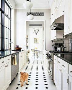 BOM DIA! Linda cozinha não acham?? #inspiration #reference