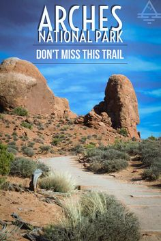 A trip to Arches National Park isn't compete without a hike on Windows Loop Trail. This family friendly hike is one that you won't soon forget long after your Utah vacation has ended!