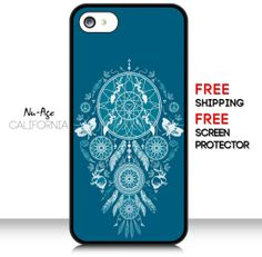 Stylish Cell Phone Case Lace Dream Catcher IPhone by NuAgeProducts, $13.99