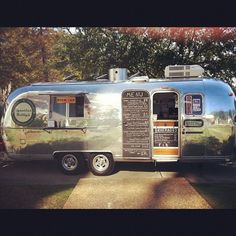 Ignatius Reilly's Gourmet Street Food Airstream mobile food truck by MDayChef, via Flickr