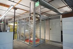640px X 427px 2738px X 1825px Keywords: Anodized, Back Painted Glass, ChromaCoat, Glass Walls, Muntin Mullion shapes, Rectilinear, Write Away, center mount walls, combination walls, commercial, DESIGN, enzo, face mount walls, faceted walls, framed glass barn doors, framed glass sliding doors, graphics, interior design, jalousie window, louvers, Meeting Room, merged solidstory, oversized, slat window, solid walls, solidstory, Veneer © DIRTT — All rights reserved.