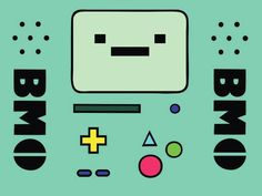 This character is from a show on Cartoon Network known as 'Adventure Time'. His name is Bmo. Yes. I spelled it correctly.
