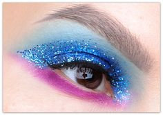 disco-makeup