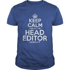 Awesome Tee For Head Editor T-Shirts, Hoodies. Check Price ==> https://www.sunfrog.com/LifeStyle/Awesome-Tee-For-Head-Editor-112867812-Royal-Blue-Guys.html?id=41382