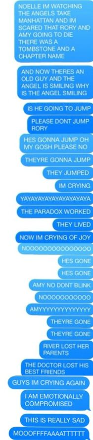 the feels! NO WAY I LITERALLY JUST WATCHED THAT EPISODE! SO TERRIBLE I WAS CRYING AND NOO!!! LJEHFAJSHFWIWABFIWEF
