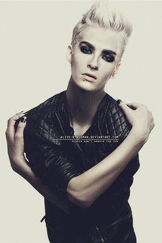 Bill is now blonde bill :)