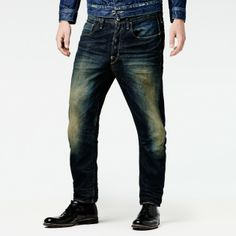 ***FIRST CHOICE*** G-STAR TYPE C 3D LOOSE TAPERED