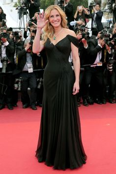 What the stars are wearing on the French Riviera's most glamorous red carpet.