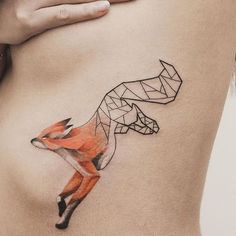 Jasper Andres - not into the fox but I love the idea. Maybe a bear or crow!