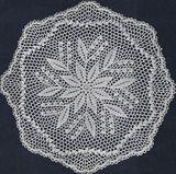 Vintage Crochet PATTERN Lily of the Valley Doily Motif $5.99 LilyValleyDoily