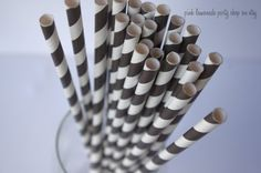 black and white striped straws with free penants Motocross Birthday Party, Dirt Bike Birthday, Boy Birthday, Birthday Ideas, Black White Stripes, Black And White, Pink Lemonade Party, Champagne Bottles, Flag Colors