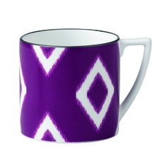 {mini mug - Kilim purple} by Jasper Conran