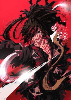 dororo | kyukkimaru Manga Anime, Manga Art, Anime Art, I Love Anime, All Anime, Anime Guys, Anime Kawaii, Samurai Anime, Animes To Watch