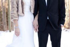 Vedējiem.lv: Ko vilkt mugurā, ja kāzas notiek ziemā?