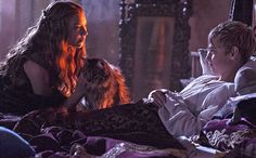 Margery Tommen  Ser Pounce
