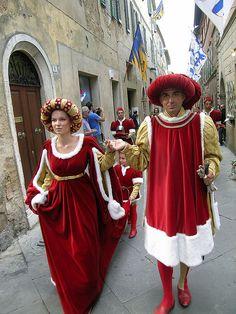 Rievocazione storica medievale a Montalcino