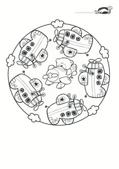 39 Coloring Pages Of Mandala On Kids N Funcouk Fun