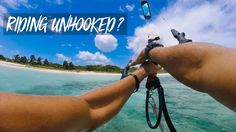 Kiteboarding: 5 Tips & Tricks For Riding Unhooked !