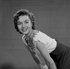 Debbie Reynolds 1951 by Phillippe Halsman