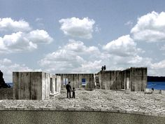 META: post earthquake architecture for chile