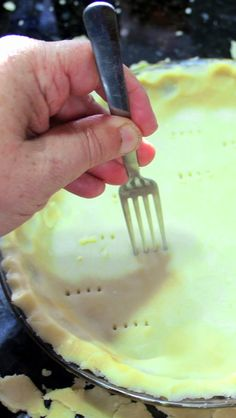 Secrets to a PERFECT SCRATCH Butter Pie Crust... EVERY TIME! Yeap, just like it says... PERFECT and EVERY TIME. I recently made 18 Quiches in a day. This is the recipe and DIY instructions (detailed photo instructions in the post) I used. No need for extra steps, no complicated and difficult folding or unrolling... It's simple and ALWAYS WORKS! You can do this!