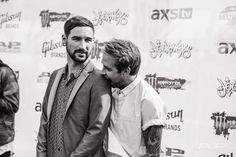 Shoutout to Tyler Carter and Michael Bohn of Issues for The Realest shot we've got from the 2015 #APMAS' Red Carpet. Missed out on all the action? We've got you covered.