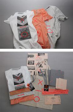 Crossover Festival Branding by Jonathan Finch & Stephanie Oglesby | Inspiration Grid | Design Inspiration