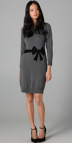 Juniors Sweater Dresses