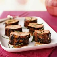 Fig and Chile-Glazed Pork Tenderloin by Cooking Light