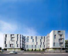 CARRE PLANTAGENET, Rouen, 2013 - InSpace Architecture