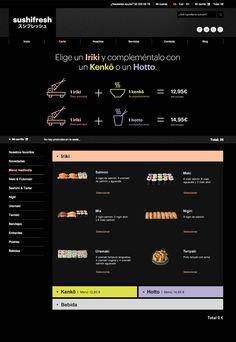 Sushifresh eCommerce