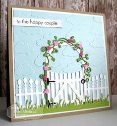 To the Happy Couple by Kerri Michaud