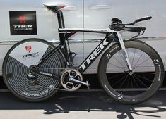 Team Trek Factory Racing's Trek Speed Concept 9.9, Tour of California - 2014