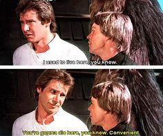 Star Wars Quotes (LOL!)