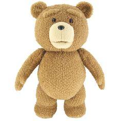 Fancy - Ted R-Rated Talking Plush Teddy Bear