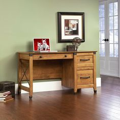 A beautiful desk for your home office