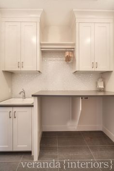 Great laundry room set up! Just raise the garment hanging rod for more hanging space. Great laundry room set up! Just raise the garment hanging rod for more hanging space. Grey Laundry Rooms, Mudroom Laundry Room, Laundry Room Remodel, Laundry Room Cabinets, Laundry Room Organization, Laundry Room Design, Laundry In Bathroom, Laundry Baskets, Organization Ideas