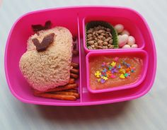 Jessica's Jabber: {Bento Lunches} Johnny Appleseed