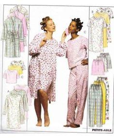 Pattern - pajamas loungewear lingerie c93404de4