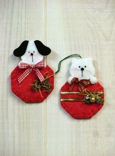 O Christmas Tree III: Zoie & Miss Kitty