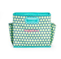 Initials, Inc. - Fashionable and Personalized Handbag, Accessory and Home Organization Products and Business Opportunity for Women and Moms Initials Inc, Magazines, Perfect Fit, Organize, Mosaic, Divider, Wheels, Organization, Pockets