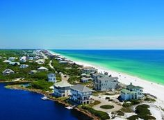 "These Santa Rosa Beach hotels have been voted ""Best Hotel in Florida"" and ""Best Resort in Florida (Gulf & Central),"" by Condé Nast readers. Destin Florida, Visit Florida, Florida Travel, Florida Beaches, Florida Resorts, Florida Vacation, Beach Travel, Sandy Beaches, South Florida"