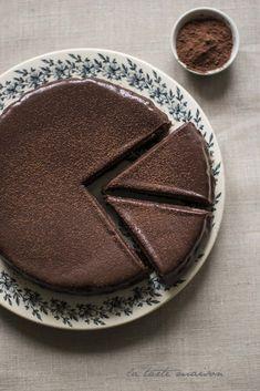 "Torta ""tutto cioccolato"" | La tarte maison"