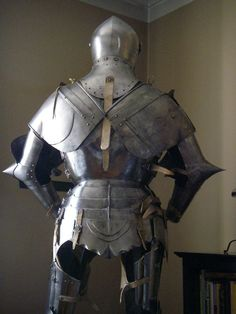Italian export armour 1465, made in 2004/2005 by Per Lillelund Jensen