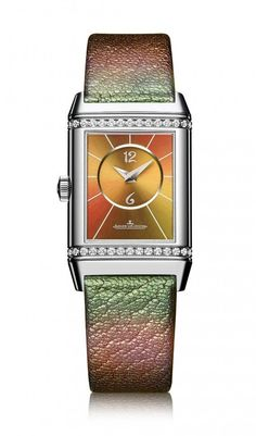 a5a2698d4fb If the Shoe Fits  Jaeger-LeCoultre Reversos by Christian Louboutin