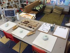Inquiring Minds: Mrs. Myers' Kindergarten: How Does Clay Help Kindergartners Learn The Skills They Need?